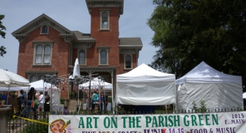 Art on the Parish Green